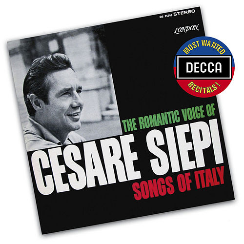 Play & Download The Romantic Voice Of Cesare Siepi: Songs Of Italy by Cesare Siepi | Napster