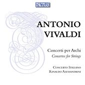 Play & Download Vivaldi: Concertos for Strings by Various Artists | Napster