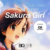 Play & Download Sakura Girl by Commercial Club Crew | Napster