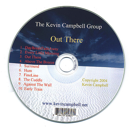 Out There by Kevin Campbell