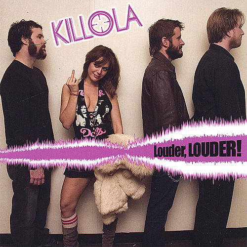 Play & Download Louder, Louder! by Killola | Napster