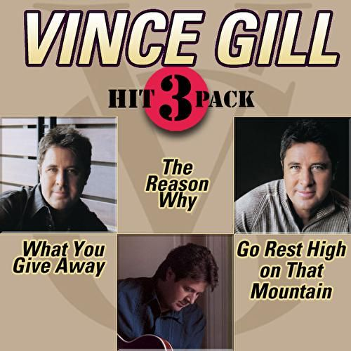What You Give Away Hit Pack by Vince Gill