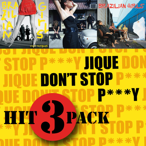 Jique Hit Pack by Brazilian Girls