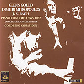 Bach: Piano Concerto Bwv 1052 - Goldberg Variations by Glenn Gould