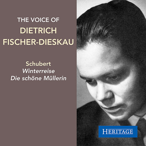 Play & Download The Voice of Dietrich Fischer-Dieskau by Gerald Moore | Napster