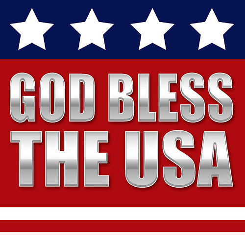 Play & Download God Bless The U.S.A. by Hit Masters | Napster