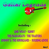 Play & Download Guitar Legends, Vol.3 by Various Artists | Napster