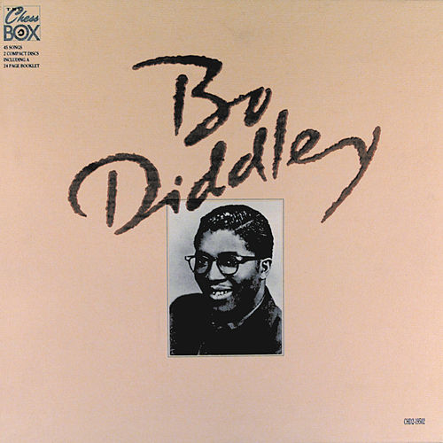 The Chess Box by Bo Diddley