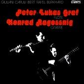 Peter-Lukas Graf & Konrad Ragossnig: Giuliani / Carulli / Ibert / Ravel / Burkhard by Konrad Ragossnig