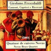 Play & Download Girolami Frescobaldi: Canzoni, Capricci e Ricercari by Girolamo Frescobaldi | Napster