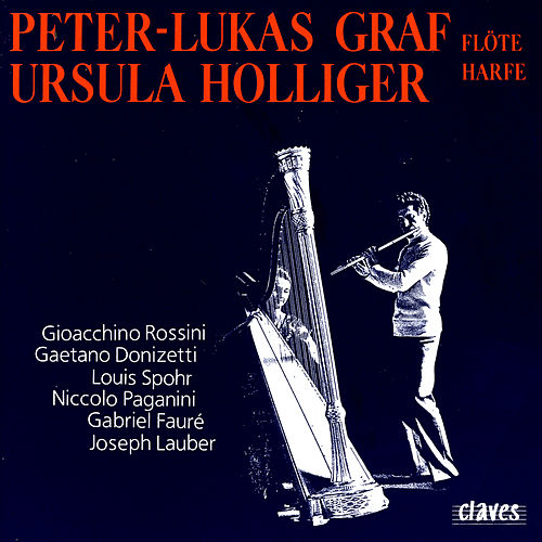 Play & Download Musik Für Flöte Und Harfe by Peter-Lukas Graf | Napster
