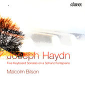Play & Download Joseph Haydn: Five Keyboard Sonatas On A Schanz Fortepiano by Franz Josef Haydn | Napster