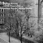Kafka-Fragmente, Op.24 by Juliane Banse