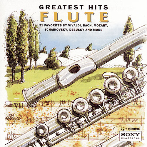 Greatest Hits - Flute by Various Artists