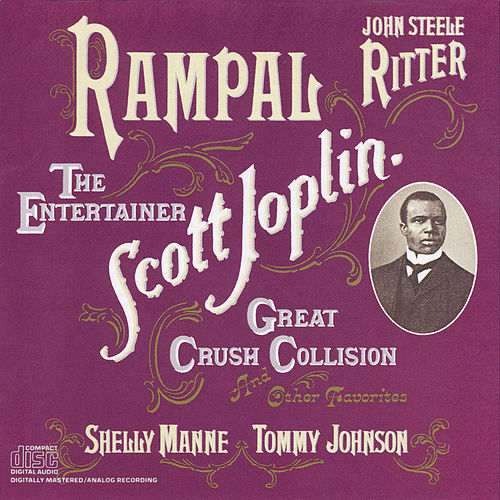 Play & Download Jean-Pierre Rampal Plays Scott Joplin by Jean-Pierre Rampal | Napster