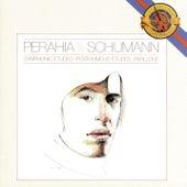 Schumann:  Symphonic Etudes, Posthumous Etudes, Papillons by Murray Perahia