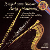 Mozart:  Concerto for Flute, Harp and Orchestra in C Major, K. 299; Concerto in C Major for Oboe and Orchestra; Rondo in D Major for Flute and Orchesta by English Chamber Orchestra
