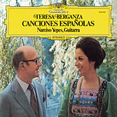 Play & Download Teresa Berganza - Canciones Españolas by Teresa Berganza | Napster