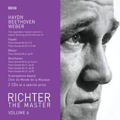 Richter Plays Haydn/Weber/Beethoven by Sviatoslav Richter