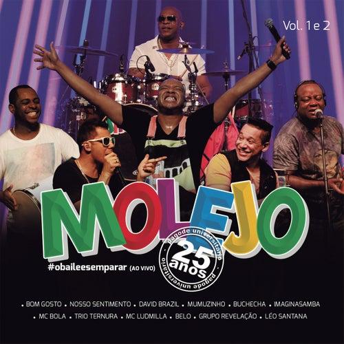 25 Anos #obaileesemparar (Ao Vivo) de Grupo Molejo