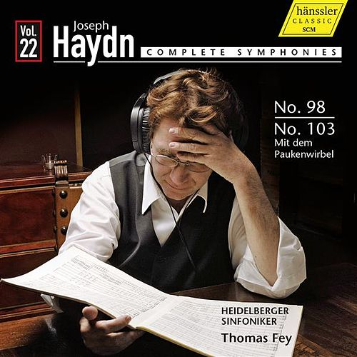 Play & Download Haydn: Complete Symphonies, Vol. 22 by The Heidelberg Symphony Orchestra | Napster