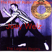Play & Download The Rockin' Rollin' Piano Man, From the Vaults of Bat Records by Joey Welz | Napster