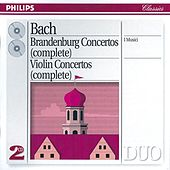 Bach, J.S.: Brandenburg Concertos/Violin Concertos by Various Artists