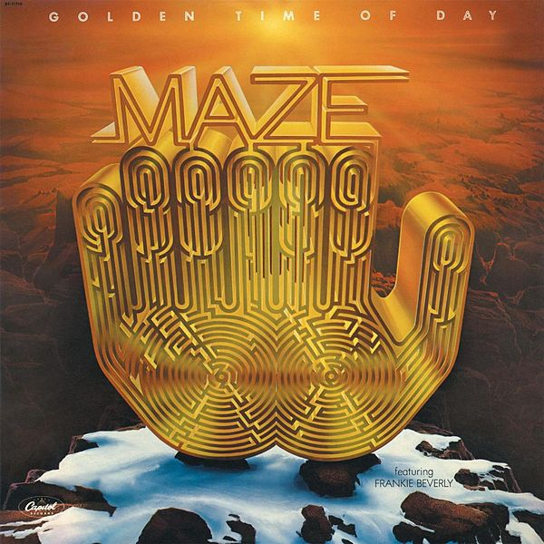 Maze Featuring Frankie Beverly Too Many Games