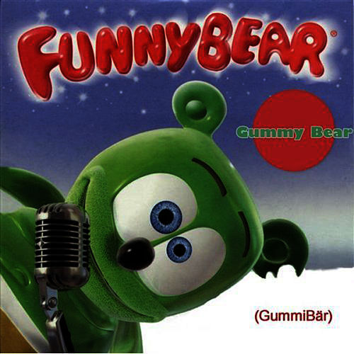Play & Download Gummy Bear by Funnybear | Napster