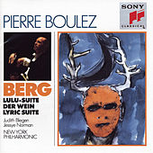 Boulez Conducts Berg by Various Artists