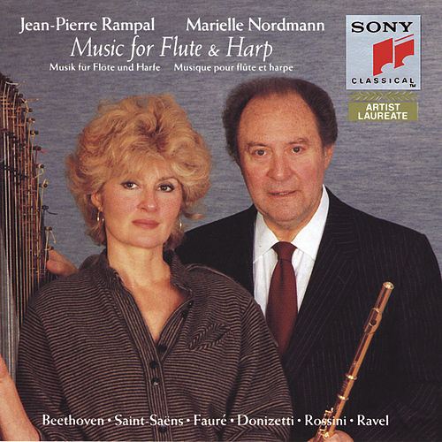 Play & Download Flute and Harp Duets by Jean-Pierre Rampal; Marielle Nordmann | Napster