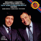 Chopin: Concerto No. 1 in E minor for Piano and Orchestra by Murray Perahia