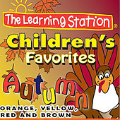 Orange, Yellow, Red and Brown by The Learning Station