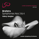 Play & Download Brahms: Symphonies Nos. 3 & 4 by Valery Gergiev | Napster