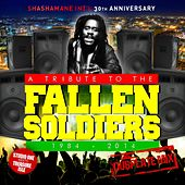 Play & Download A Tribute to the Reggae Fallen Soldiers Dubplate Mix 1984-2014 (Shashamane Int'l 30th Anniversary) [Studio One Meets Treasure Isle] by Various Artists | Napster