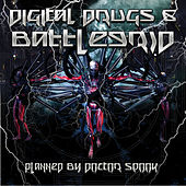 Digital Drugs 6 - Battle Grid Planned by Dr Spook - Best of Hi-tech, Darkpsy, Fullon, Psychedelic Trance and Neuro by Various Artists