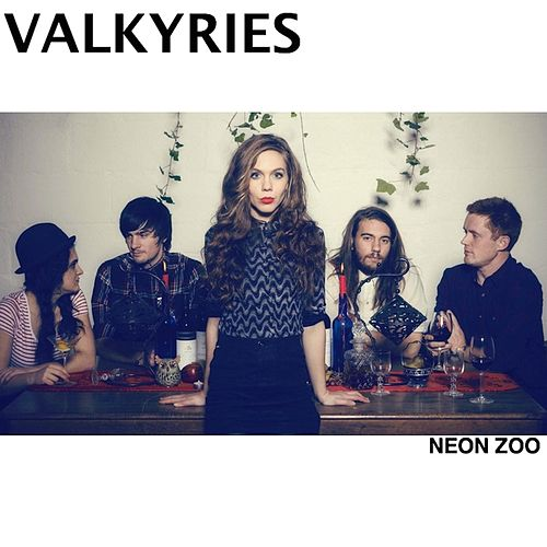 Play & Download Neon Zoo by Valkyries | Napster
