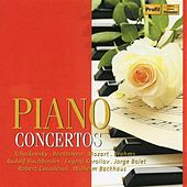 Piano Concertos by Various Artists