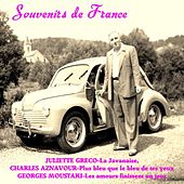 Play & Download Souvenirs de la chanson francaise by Various Artists | Napster