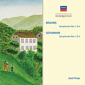 Play & Download Brahms: Symphonies Nos.1 & 4; Schumann: Symphonies Nos.1 & 4 by Various Artists | Napster