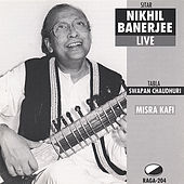 Play & Download Misra Kafi 1982 by Nikhil Banerjee | Napster