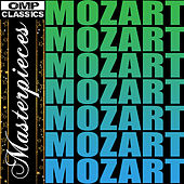 Play & Download Masterpieces: Mozart by Various Artists | Napster
