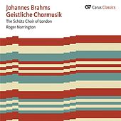 Play & Download Brahms: Geistliche Chormusik by Various Artists | Napster