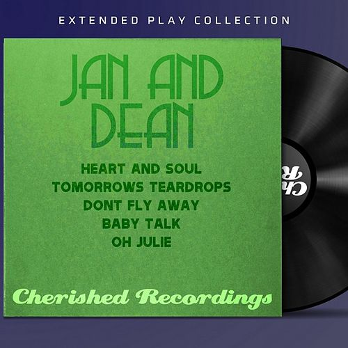 Play & Download Jan and Dean: The Extended Play Collection by Jan & Dean | Napster