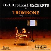 Orchestral Excerpts for Trombone by Ralph Sauer