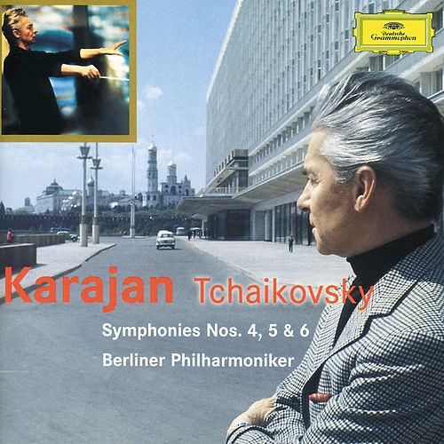 Play & Download Tchaikovsky: Symphonies Nos.4, 5 & 6 by Berliner Philharmoniker | Napster