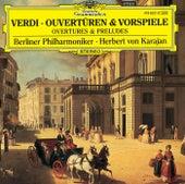 Play & Download Verdi: Overtures & Preludes by Berliner Philharmoniker   Napster