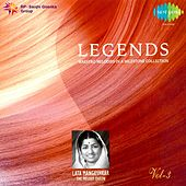 Play & Download Legends: Lata Mangeshkar - The Melody Queen, Vol. 3 by Various Artists | Napster