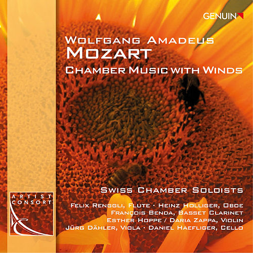 Play & Download Mozart: Chamber Music with Winds by Swiss Chamber Soloists | Napster