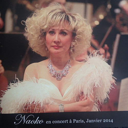 Play & Download Paris, Concert January 2014 by Naoko Matsui | Napster